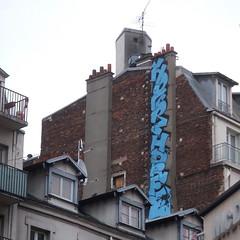 Hour / Horfé (lepublicnme) Tags: streetart paris france rooftop square graffiti january pal carré 2011 horfé horfée horphé horphée carréfrançais palcrew