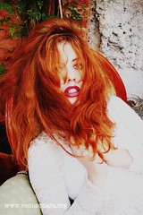 Venus O'Hara (venusohara) Tags: fetish venus redhead freckles ohara fulllips venusohara