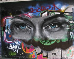 South Bank Graffiti - London (farg4graf) Tags: color colour london colors graveyard dead graffiti design artwork stencil shoes paint artist colours south bank tags aerosol skateboards shiz skill bridge nozzles london south can bank cemetery millennium graveyard graffiti spray broken boards skate skateboard