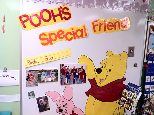 Pooh's Special Friend