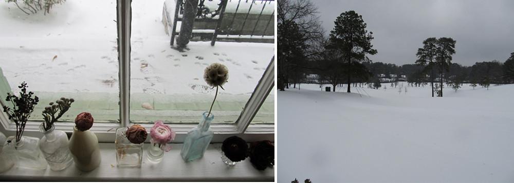 snowy day II