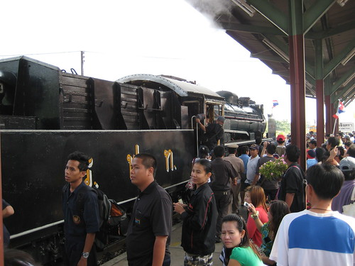 Steam Locomotive (State Railway of Thailand)