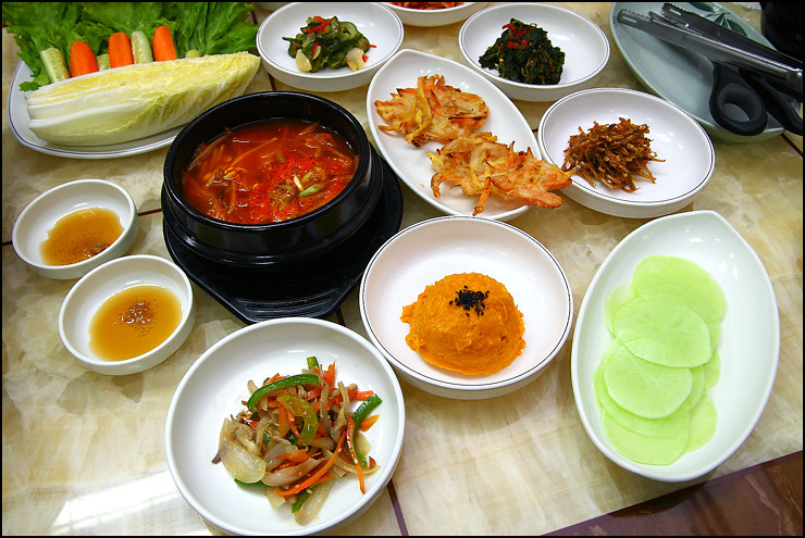 korean-side-dishes