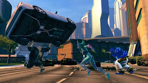 Next DCUO Update To Get Auction House