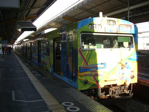103系電車/103 Series EMU