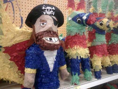 Pirate Pinata At Target.