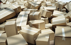 - (_barb_) Tags: film 35mm australia melbourne cardboard boxes cardboardboxes olympustrip tccomp348