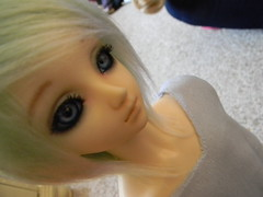 Anya and Koji (Mioshu) Tags: boy girl ball doll noir blueberry bjd asleep delilah anya abjd joint koji msd eidolon