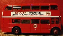Corgi OOC RM23 on route K2 (Ledlon89) Tags: bus london transport kingston routemaster lt londonbus scalemodel corgitoys scaleddown diecastbus