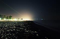Olympic Beach - Katerini (zohaaa) Tags: city longexpos