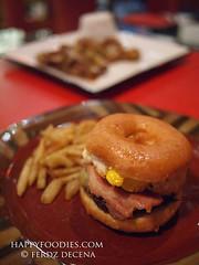 Offbeat Wieneke Kitchen Burger