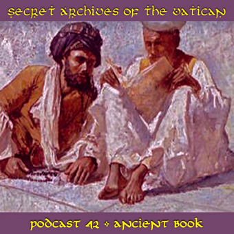 Secret Archives of the Vatican Podcast