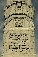 base (ahmed yahia enab) Tags: building art history monument stone architecture worship minaret islam details faith religion egypt engineering cairo ornament sultan  muqarnas    aldin       sayf    inal       alashraf     alzahry