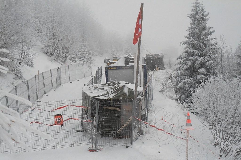 Swiss Army - TAFLIR Radar Outpost