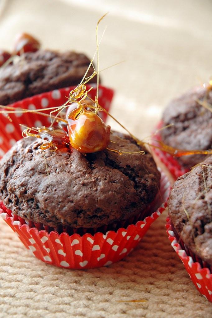 Muffin del gianduia