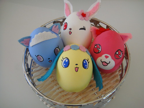 cutest eggs