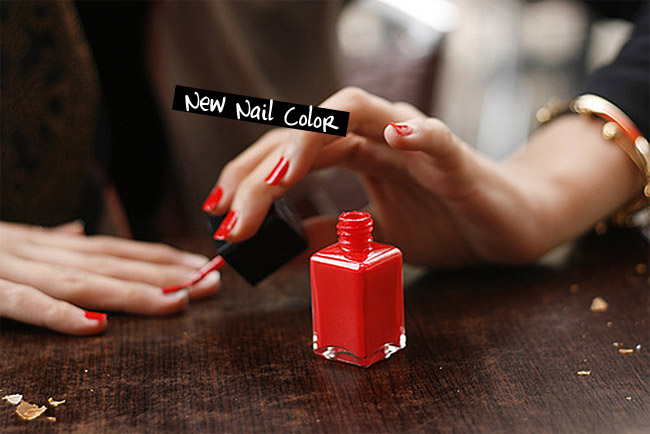 Nail polish, American Apparel, Fashion