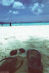 Beach Bumming