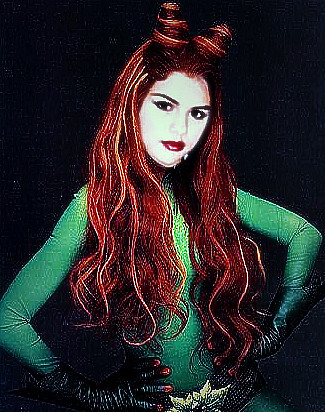 selena as poison ivy by ? a year without rain ¦