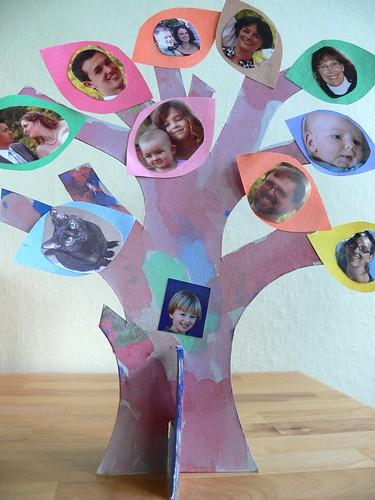 Jenny: Family Tree