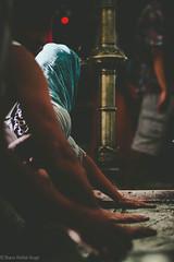 Touching History (Sharon Riddick Groppi) Tags: church photography israel faith jerusalem religion christianity holysepulchre flickrandroidapp:filter=none sharonriddickgroppi