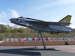 English Electric Lightning XS936 (3) - 15 April 2014 (John Oram) Tags: lightning englishelectri