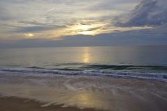 Early Surf (Rich Renomeron) Tags: olympusmzuiko1442mmf3556ez olympusomdem10 beach bethanybeach ocean