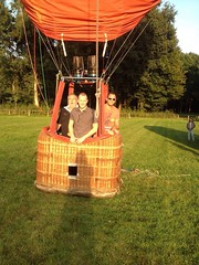 160921 - Ballonvaart Stadskanaal naar Gasselternijveen 21