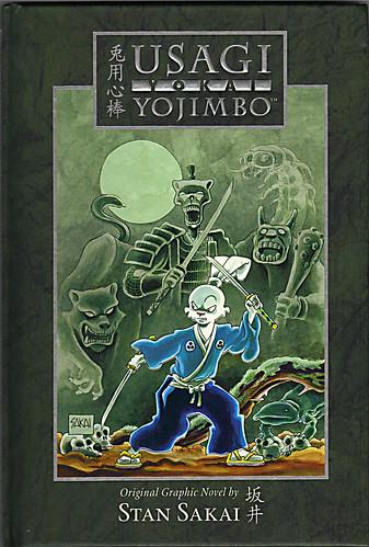 Usagi Yojimbo: Yokai [Hardcover] (( 2009 ))