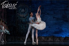 Swan Lake (Tabar Neira) Tags: ballet lake art point lago swan nikon ballerina arte stage escenario punta swanlake tutu bailarina tabare cisnes pasdedeux onpoint bailarin lagodeloscisnes valaingaur
