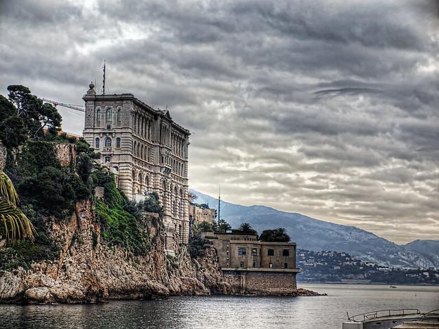Monaco-Oceanarium