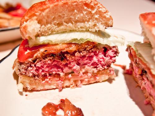 Burger internals