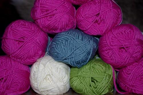 Woolen Baby yarn