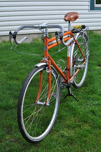 Lovely Bike, front shot