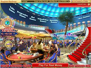 English Harbour Casino Lobby