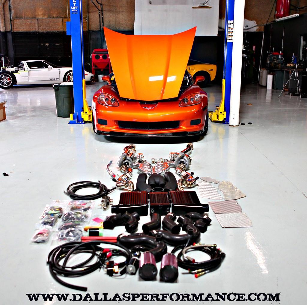 Aps Twin Turbo Kit: Dallas Performance / APS Twin Turbo