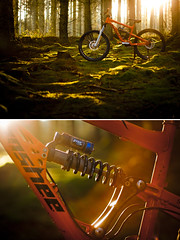 61/365 (Laurence Crossman-Emms) Tags: bike photography photo banshee photograph laurence ce scythe lce crossmanemms