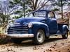 Truck HDR (Bradley Nash Burgess) Tags: chevrolet truck canon al birmingham alabama chevy hdr highdynamicrange topaz birminghamal vintagetruck photomatix canonpowershots95