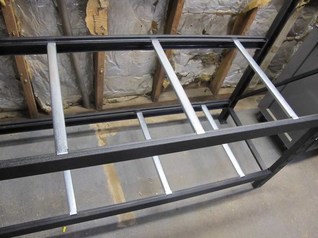 Review: Whalen Industrial Rack Shelves ( From Costco ) - The Garage ...