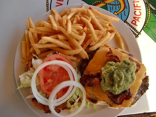 Magnum burger