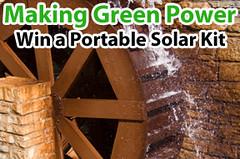 Ontario microFIT, sun money, portable solar power, Solarline