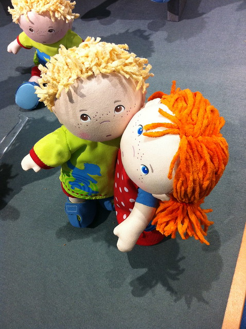 Spielwarenmesse 2011: Haba