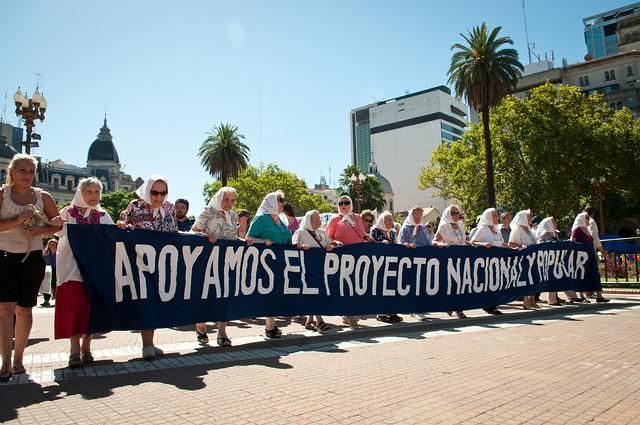 Las Madres de Plaza de Mayo