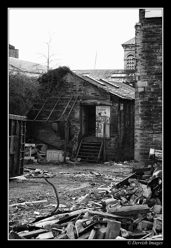 Brick Lane: Brick Lane Mills Bradford