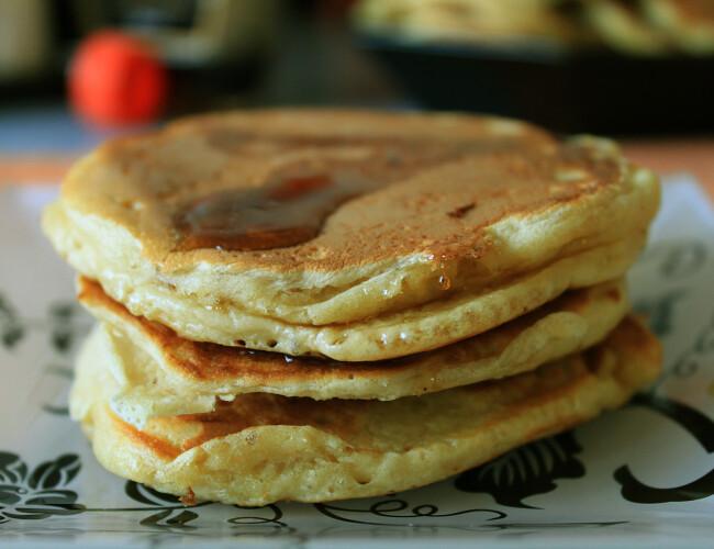 pancakepile