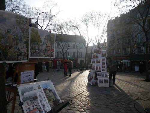 El arte de Montmartre