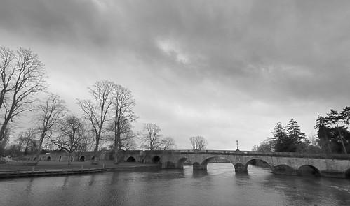 The Thames at Wallingford Bridge