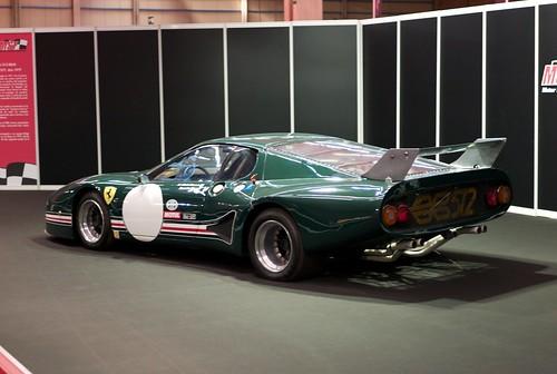 L9771078 Motor Show Festival. Ferrari 512BBLM #27577 (1979)