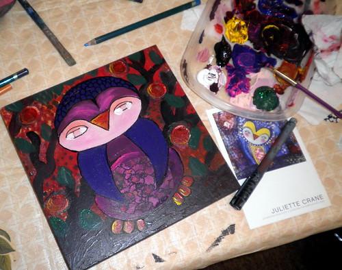 My Preggo Owl