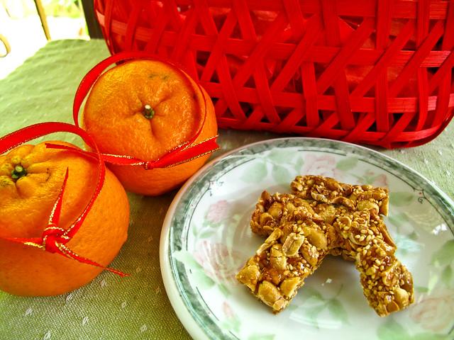 IMG_0604 焦糖花生饼, Caramelised Peanut cookies